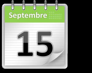 dimanche 15 septembre 2013